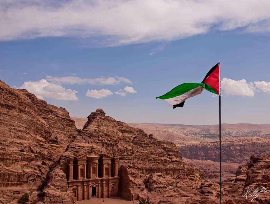 Jordanië veilig
