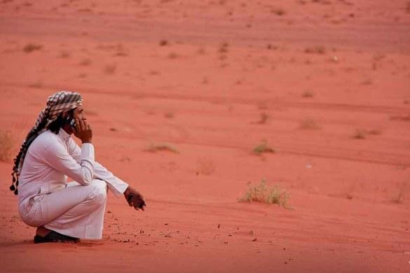 Reisfoto Wadi Rum