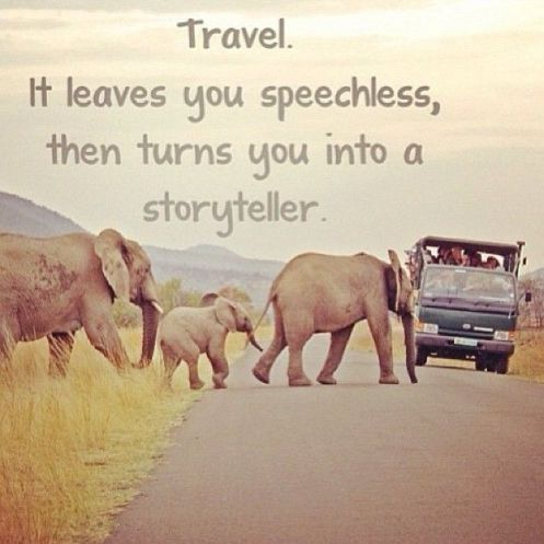 Travel Quote Storyteller