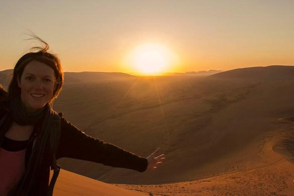 Fotograferen in de woestijn