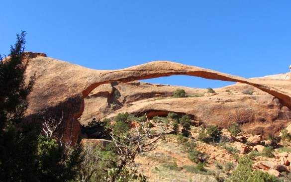Landscape Arch, USA