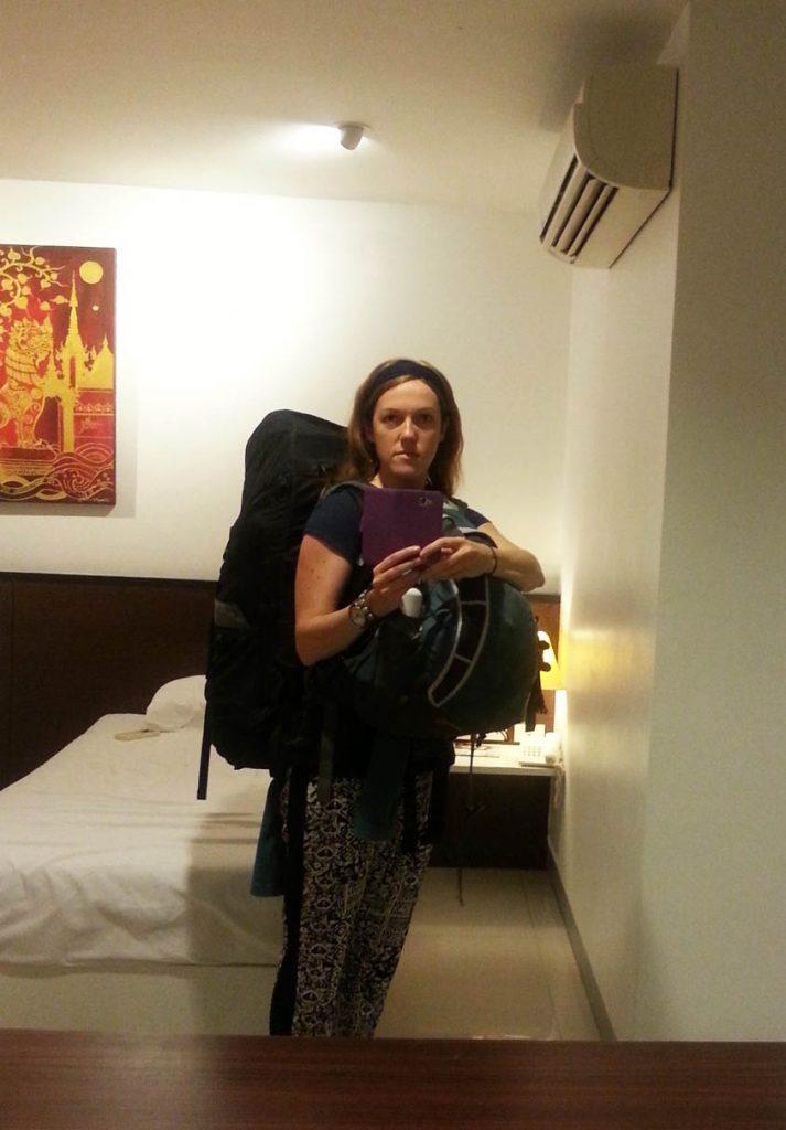 Waarom je nier met een fotograaf op reis wilt