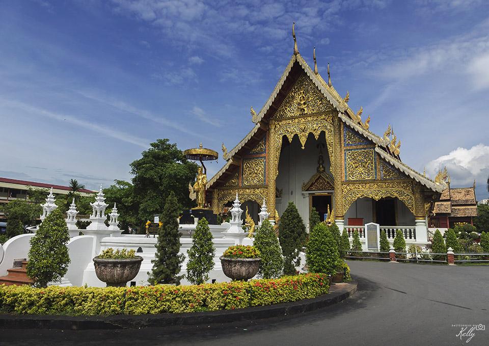 Wat Phra Singh - Thailand