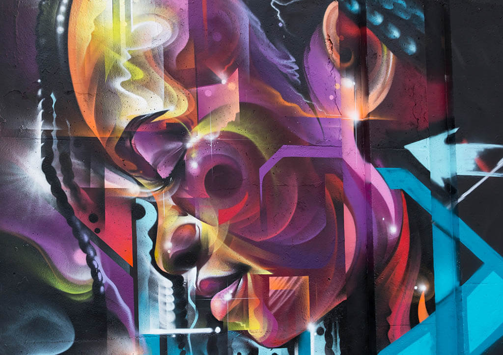 Street Art Eindhoven: Step In The Arena