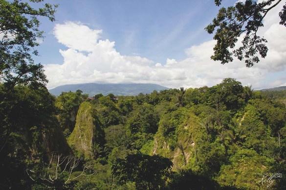 Reizen door Sumatra