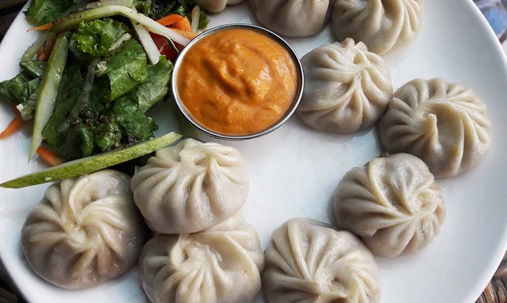 Eten in Kathmandu