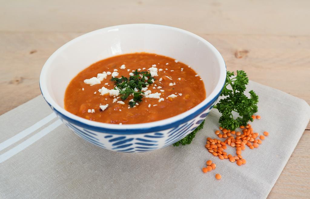 Harira soep