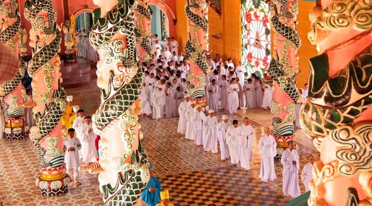 Cau Dai tempel