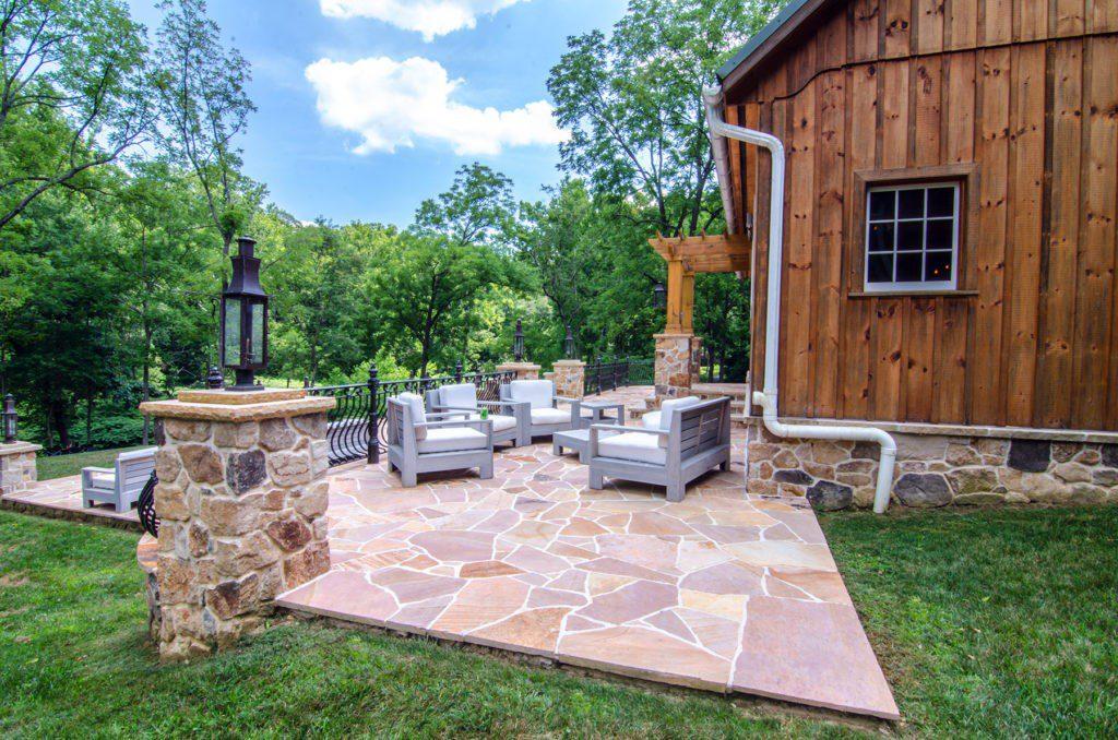 sealing natural stone stone masonry