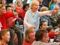 Kindershow door goochelaar Jordi jansen