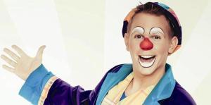 Clown Noni voorprogramma sinterklaas