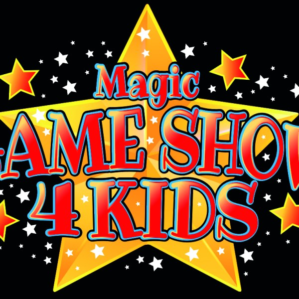 gameshow4kids show door kindergoochelaar Louis Baerts