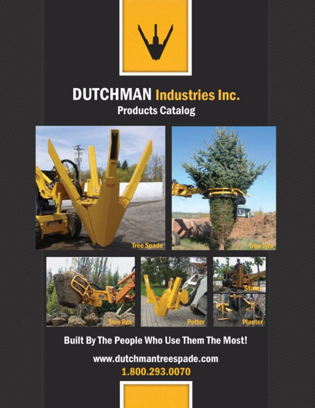 Dutchman Products Brochure Dutchman Brochure