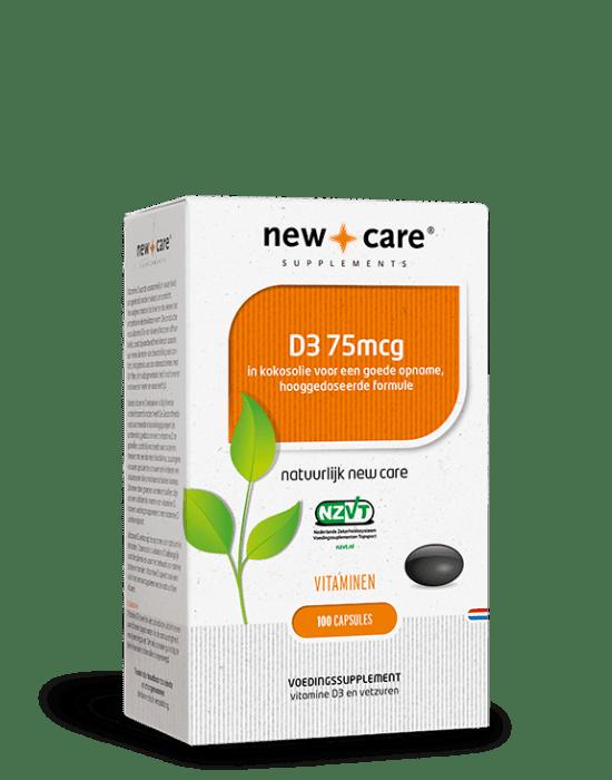 D3 75mcg New Care