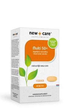 multi 50+ 60 tabletten