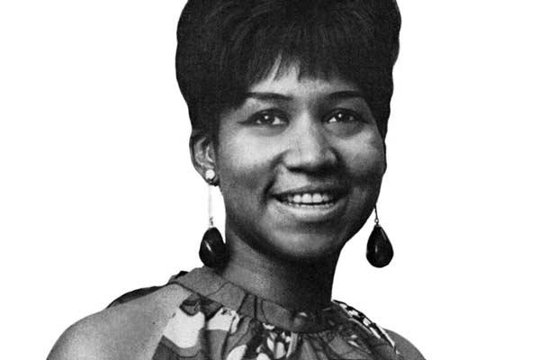 De beste zangers ter wereld top 100 volgens Rollings Stone: Aretha Franklin