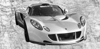 De Hennessey Venom GT is de snelste auto ter wereld