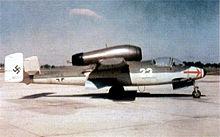 De meest vreemde Nazi wapens, De Heinkel He 162 Volksjäger