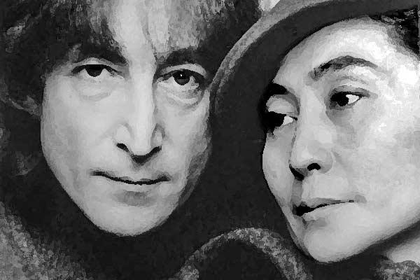 Quotes van John Lennon (75 stuks), Origineel: By Jack Mitchell, CC BY-SA 4.0-3.0-2.5-2.0-1.0,