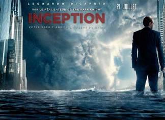 Inceptiom, beste science fiction films ooit
