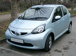 Toyota Aygo 1.0 VVTi 51 kW
