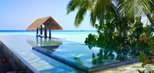 De mooiste zwembaden ter wereld, de Top 10, One & Only Reethi Rah, Malediven