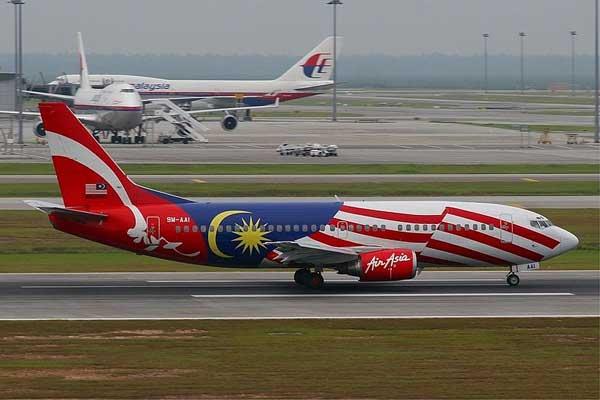 Beste goedkoopste vliegtuigmaatschappij is Air Asia