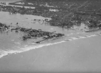 Grootste natuurramp sinds 1900 is de overstroming in China