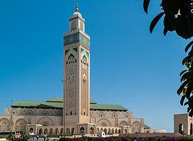 De Hassan II moskee