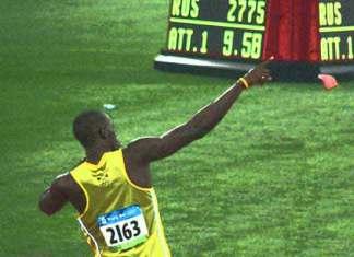 100 meter sprint wereldrecords (met filmpje!)
