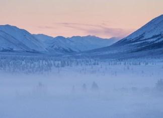 Wat zijn de koudste plekken op aarde