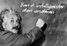 Ben ik intelligenter dan anderen?