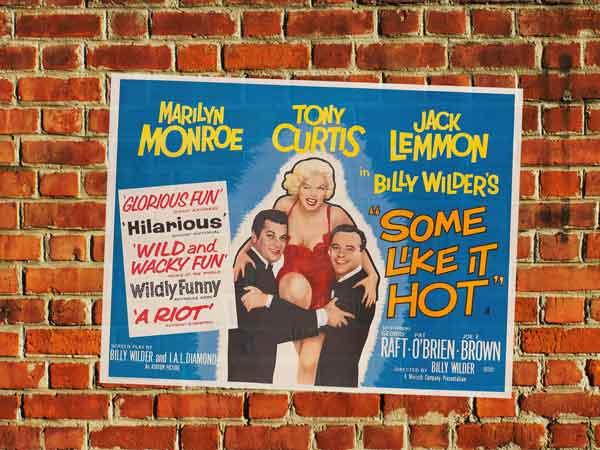 Beste komedie film is Some Like It Hot