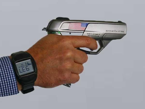Armatix Digital Revolver