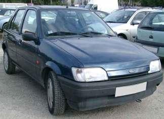 Hardst roestende auto isde Ford Fiesta - De Top 10