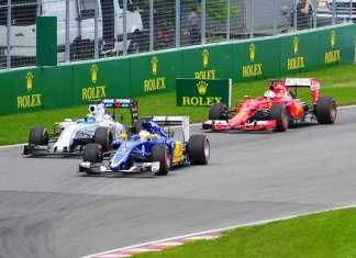 Alle winnaars Formule 1 Grand Prix van Canada sinds 1967