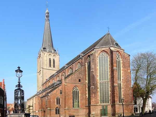 Grote of Martinikerk Doesburg