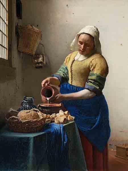 bekende nederlandse schilder