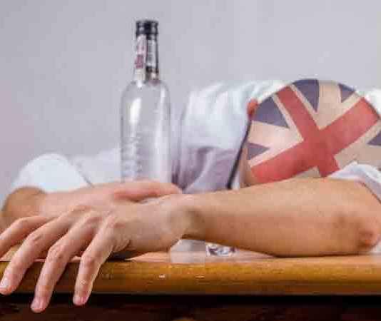 Grootse alcoholisten in Europa