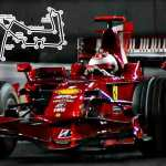 Alle winnaars Formule 1 Grand Prix van Singapore 2008