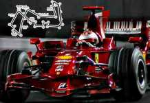 Alle winnaars Formule 1 Grand Prix van Singapore 2008