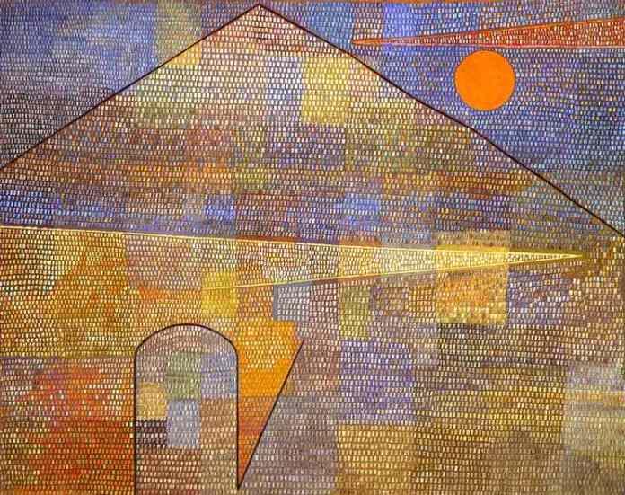 Paul Klee - Ad Parnassum