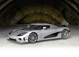 Top 10 Duurste auto's in de wereld 2018 - Koenigsegg CCXR Trevita