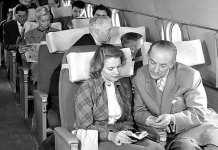 Grootste irritatie in het vliegtuig