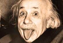 Grootste wetenschapper aller tijden is Albert Einstein
