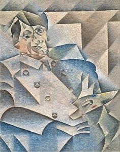 Juan Gris - Portret van Pablo Picasso (1912)