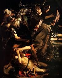Caravaggio - De bekering van Paulus