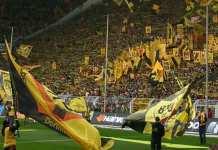 Clubs uit Europa met meeste toeschouwers afgelopen 5 jaar