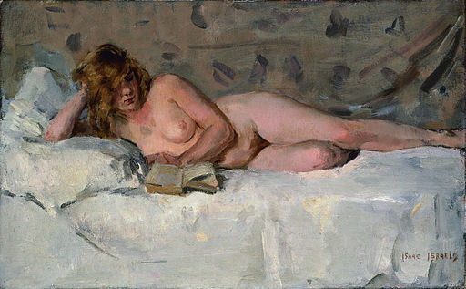 Isaac Israëls [Public domain], via Wikimedia Commons