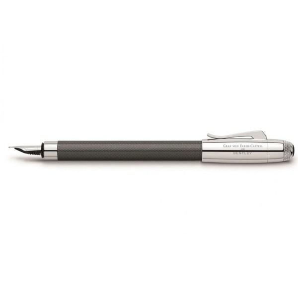 GvFC Bentley Tungsten Grey Fountain Pen